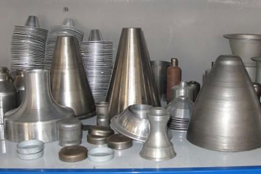 The difference between CNC spinning forming and stretch stamping forming
