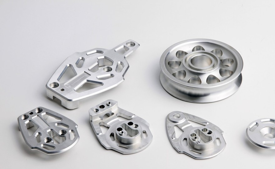 What is the reason for the high temperature of the die-casting mold?